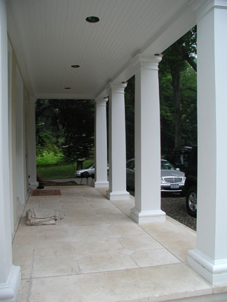 "Porch Columns | Chadsworth Columns | Square 14"" Composite Columns"