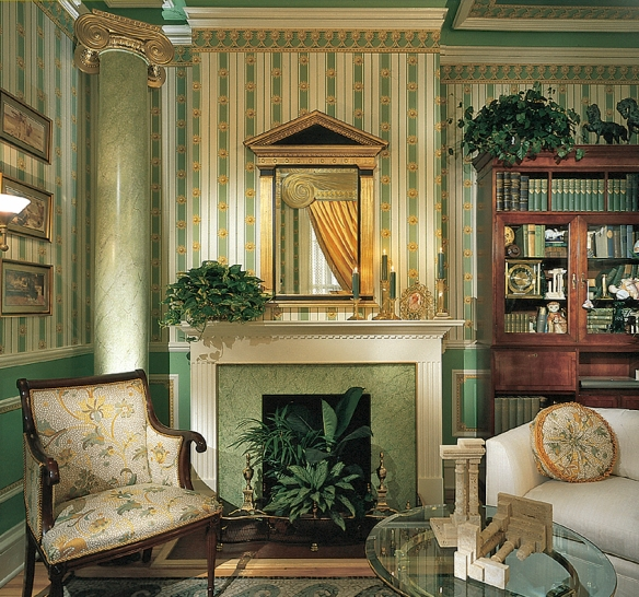PHOTOGRAPHY COURTESY OF:  EDITH WHARTON, DESIGNER, INTERIOR