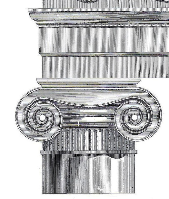 Figure 7. Robert and James Adam, The Works in Architecture of Robert and James Adam, Esquires, Vol. 1, plate 59 (detail).