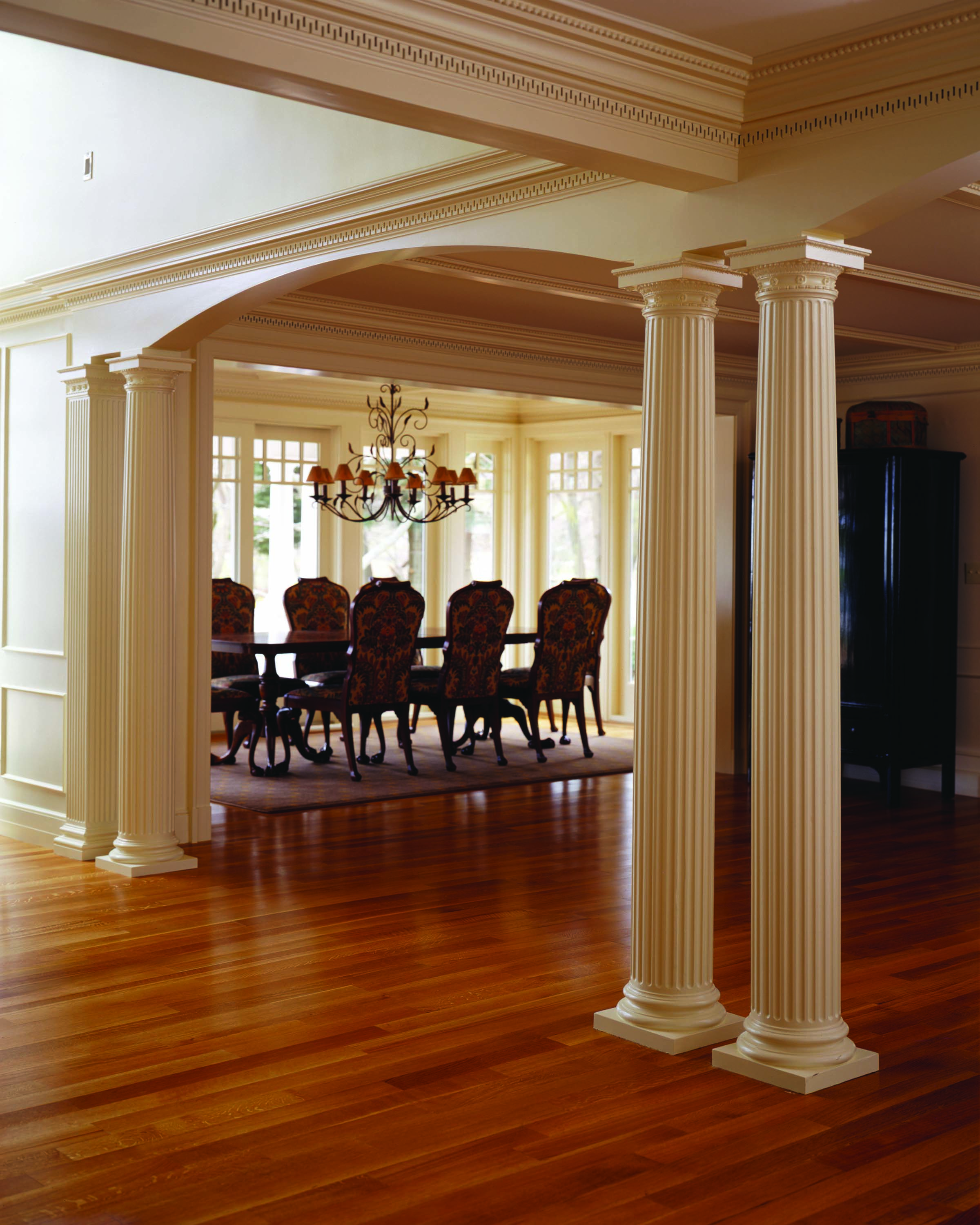 Finger Jointed Pine Columns Chadsworth 39 S