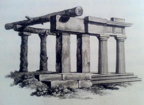 early-greek-doric-column