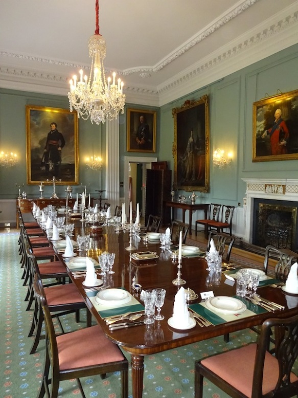 Dining Room at Hillsborough House