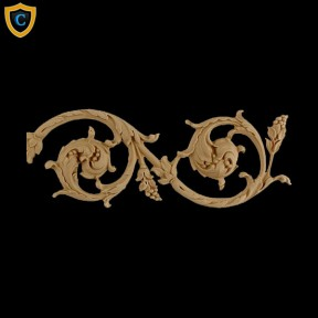 Decorative Scroll Mouldings | Composition Material