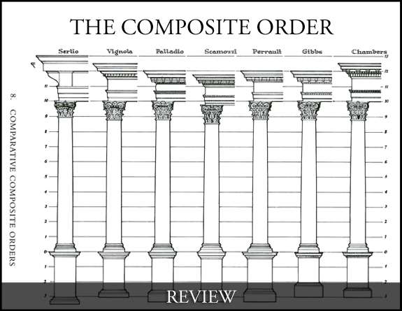 Review the History of the Composite Order from Chadsworth Columns